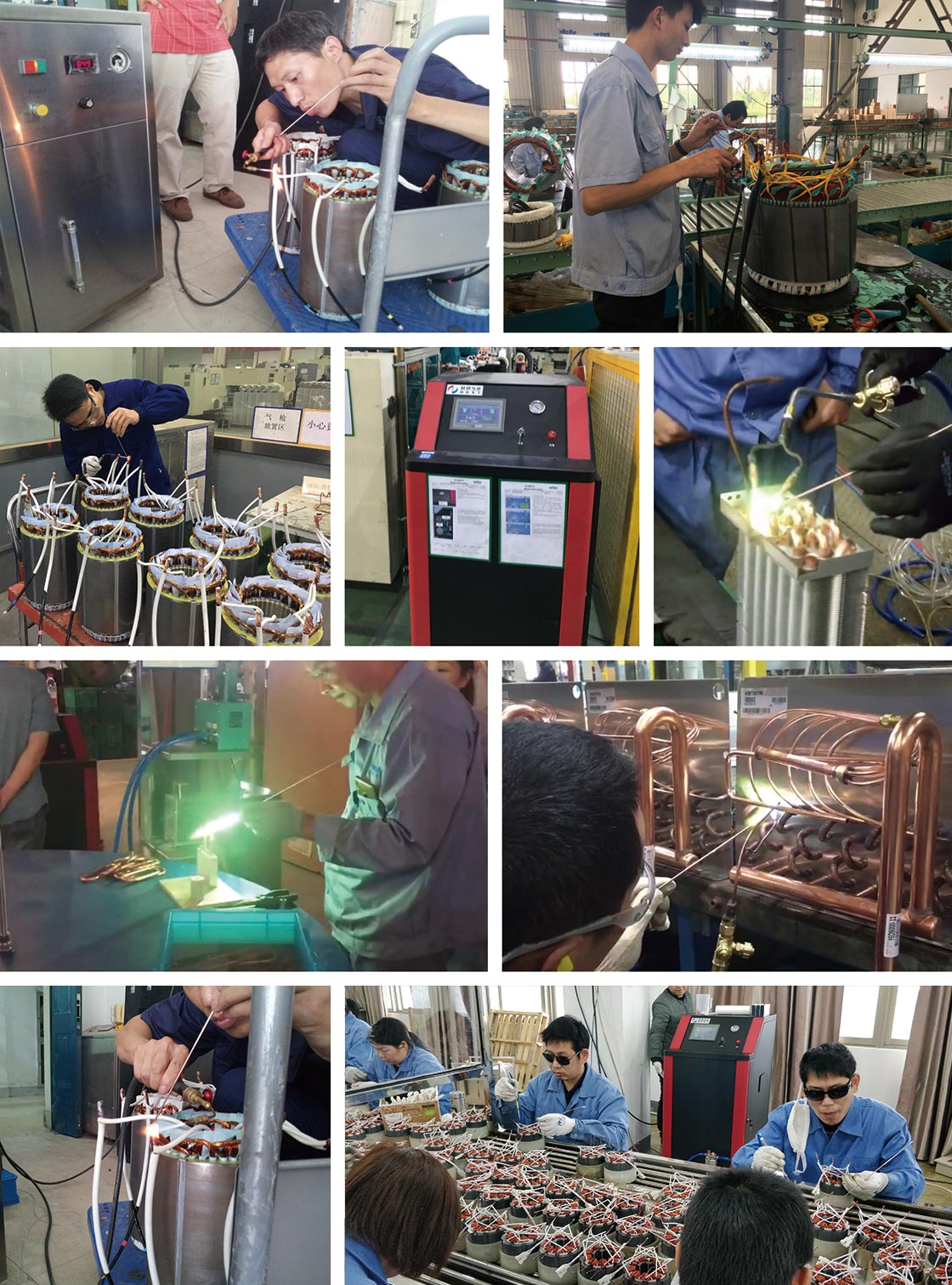 制冷行业焊接